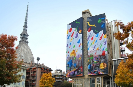 murales Palazzo Nuovo